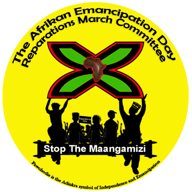 Afrikan Emancipation Day Reparations March