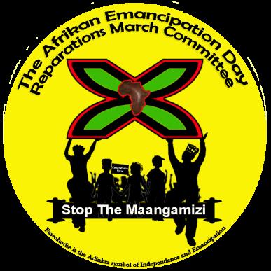 Afrikan Emancipation Day Reparations March